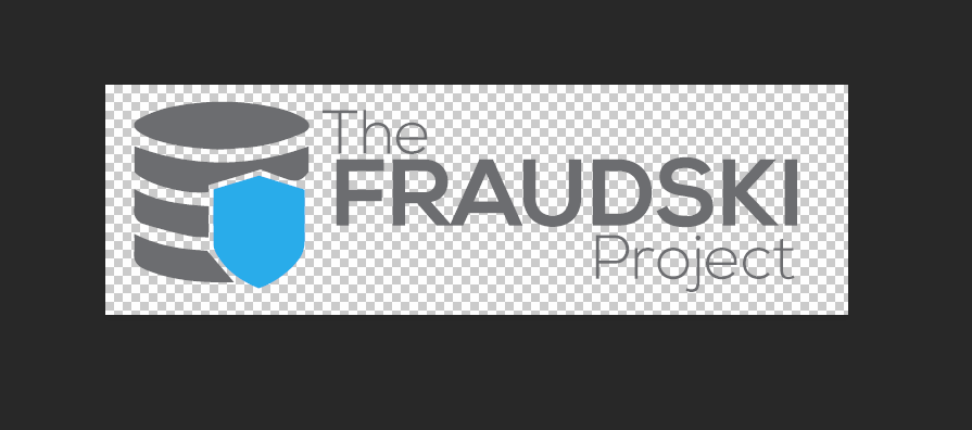 fraudski project gray logo